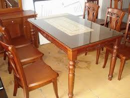 Bàn ghế phòng ăn sồi nga