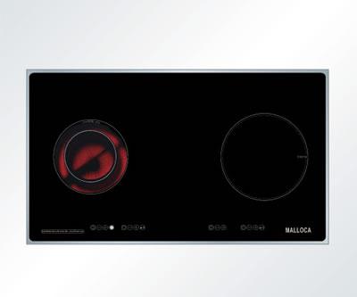 Bếp điện kết hợp từ Malloca DZC 7372