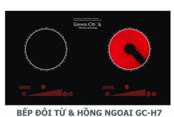 BẾP ĐIỆN TỪ GREEN COOK GC H7
