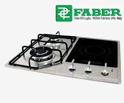 Bếp ga kết hợp điện Faber FB-202S1E