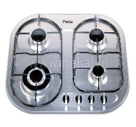 bếp ga âm inox Pelia PE 6400SS