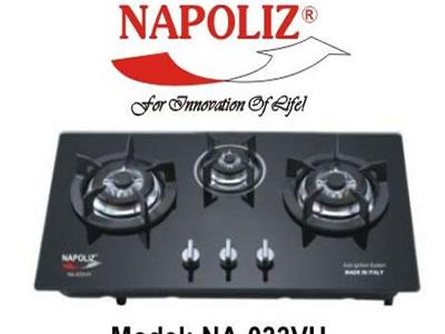 Bếp ga âm Napoliz NA 033VH