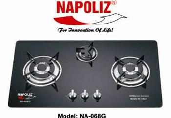 Bếp ga âm Napoliz NA 068G