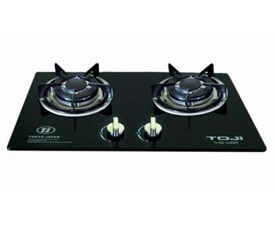 Bếp ga âm Toji TJ 602 Luxury