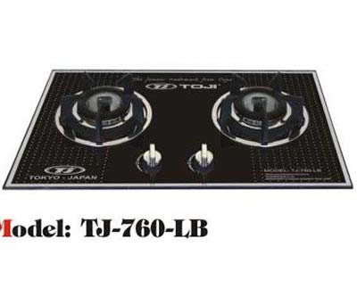 Bếp ga âm Toji TJ 760LB