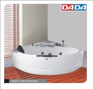 Bồn tắm góc massage Dada DH20