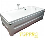 Bồn tắm TOPPRO TP1601BT