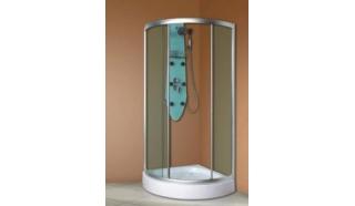 Bồn tắm vách kính Govern JS-8131
