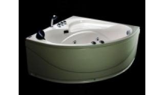 Bồn tắm xây không chân không đế Micio MMA 125-T