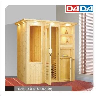 Cabin xông hơi Dada DD15