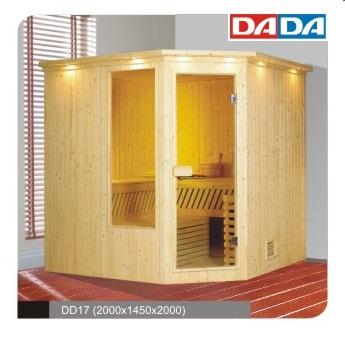 Cabin xông hơi Dada DD17