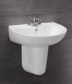 Chậu lavabo Caesar L2560/P2441