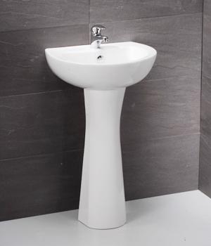 Chậu lavabo Caesar L2150/P2440