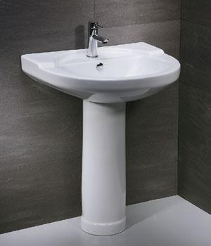 Chậu lavabo Caesar L2250/P2435