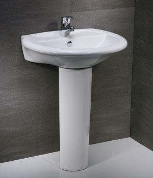 Chậu lavabo Caesar L2220/P2437