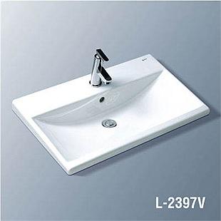 Chậu Lavabo Inax L - 2397V
