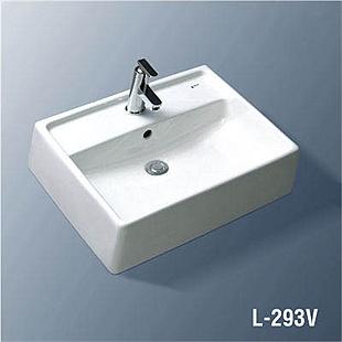 Chậu Lavabo Inax L - 293V