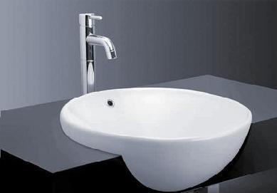 Chậu lavabo Toto LT533
