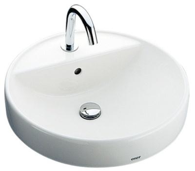 Chậu lavabo Toto LT700CT
