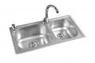 Chậu rửa bát Elba CF 28221