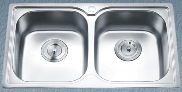Chậu rửa bát Gorlde GD 5012
