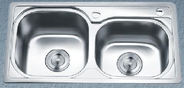 Chậu rửa bát Gorlde GD 5702