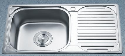 Chậu rửa bát Gorlde GD0289