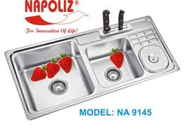 Chậu rửa bát Napoliz NA-9145