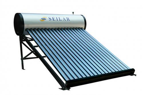Giản năng lượng mặt trời seilar 300L phi 58