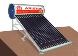 Giàn năng lượng mặt trời Ariston 250L phi 58