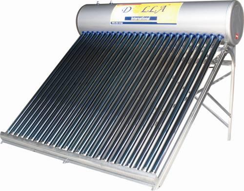 giàn năng lượng mặt trời Dolla 2400L phi 58