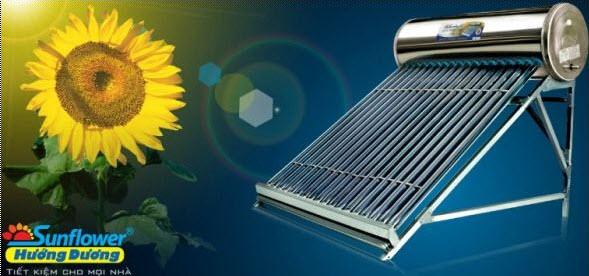 Giàn năng lượng mặt trời Tân Á 200L phi 58