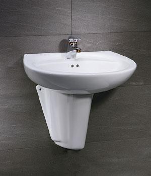 Chậu lavabo Caesar L2220/P2436
