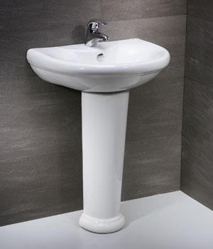 Chậu lavabo Caesar L2230/P2432