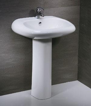 Chậu lavabo Caesar L2560/P2438