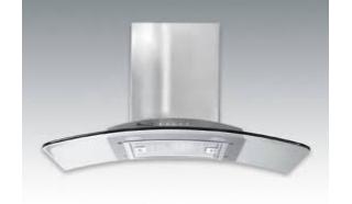 Máy hút mùi kính cong Elextra EH 9601