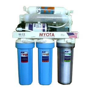 Máy lọc nước myota 6 lõi không vỏ