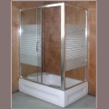 Vách kính tắm Appollo TS-207