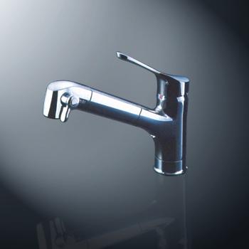 Vòi rửa bát Inax JF 6450SX